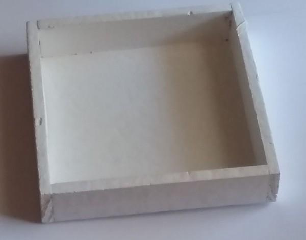 Holz - Tablett viereckig