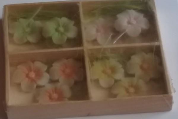 Polyresin-Blüten